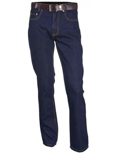 Men's Cotton Jeans by Merc/InSerch - Denim Blue