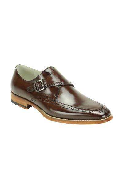 Men's Slip-On Shoe by Giovanni - Amato Ch Brown