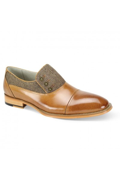 Men's Slip-On Shoe by Giovanni - Gino Tan a