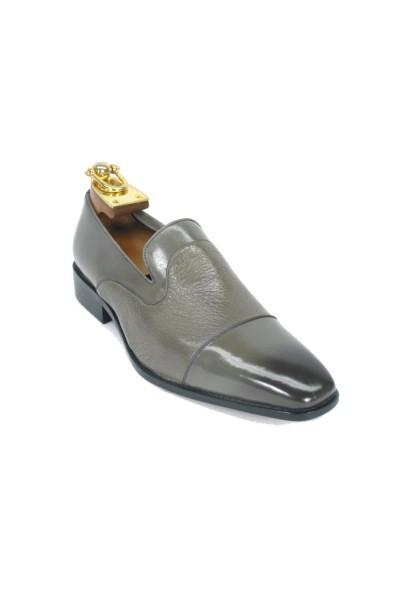 Fashion Shoes By Carrucci Navy Slip On